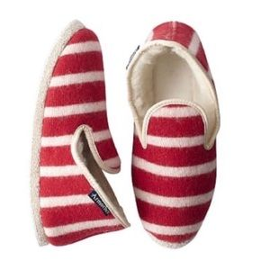 NWT Armor Lux Striped Slippers
